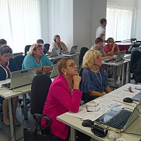 New Group of Scratch Teachers Received Training in HTP